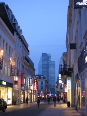 Shopping in Brussels