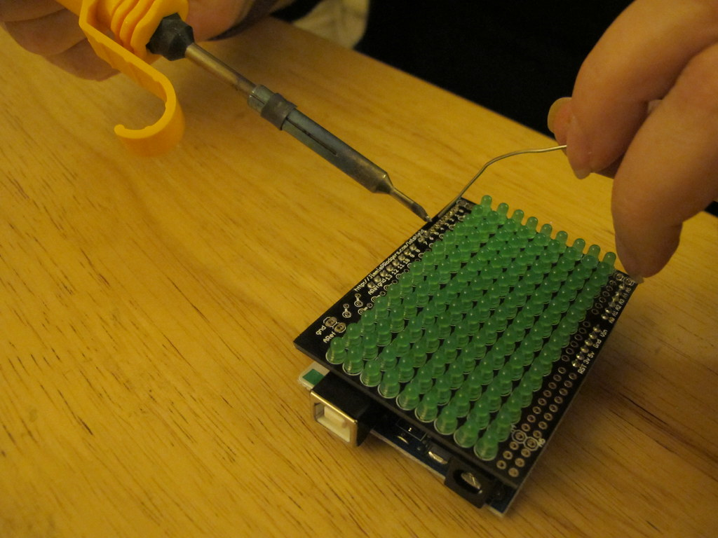 The Worlds Best Photos Of Lol And Soldering Flickr Hive Mind On From Arduino For Dummies Shield Rain Rabbit Tags Led Solder Microcontroller