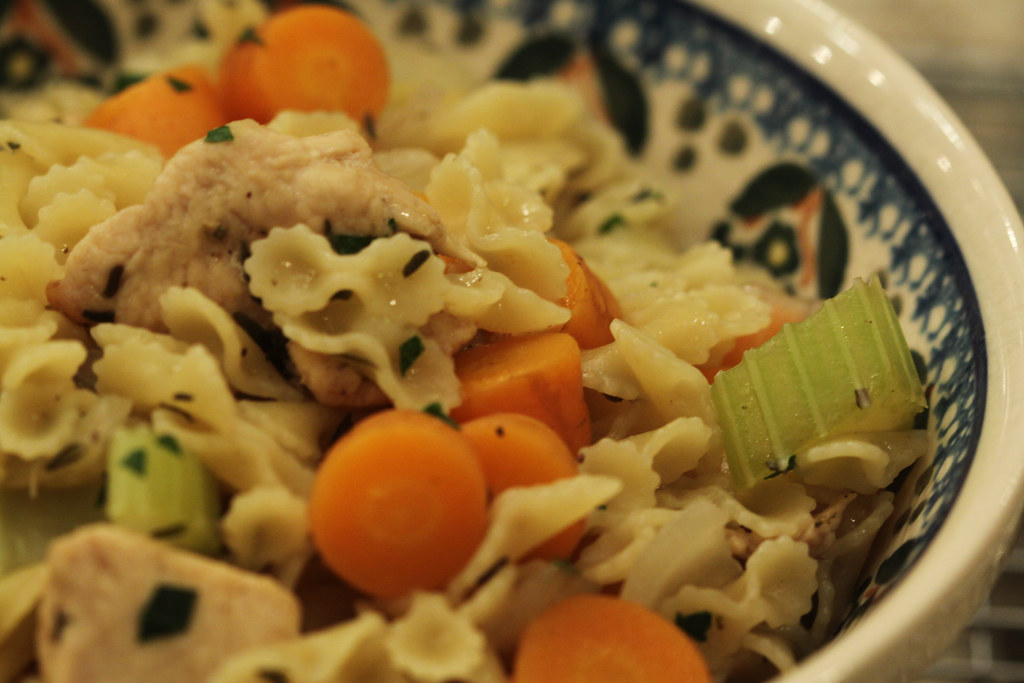 Chicken Noodle Noodles