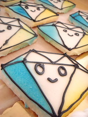 Tokidoki Diamond Cookies (karissa_lynne) Tags: hello birthday cookies cake treats kitty diamond sanrio kawaii unicorn tokidoki