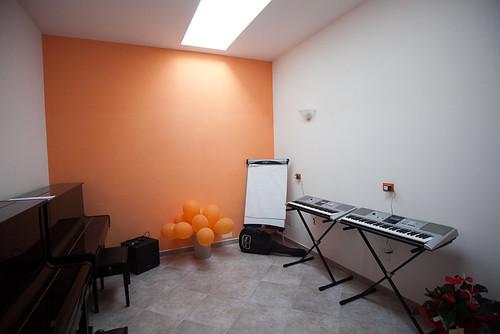 Aula pianoforte