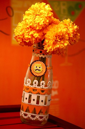 Starbucks Halloween Vase 2