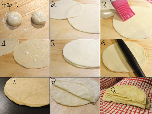 How to make samosa pastry at home