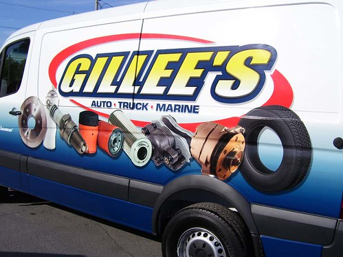 gillees sprinter wrap side close