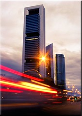 4 Torres Madrid / 4 Tower Madrid (sordojr) Tags: m