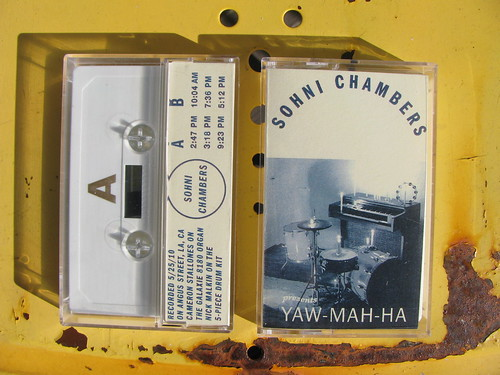 Sohni Chambers - Yaw-Mah-Ha - Goaty Tapes