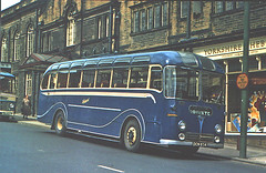 DCN834 (fourepb) Tags: england bus guy bradford yorkshire transport transit psv nowaiting preworboys samuelledgard northerngeneraltransport arabluf dcn834