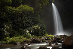 Nung Nung waterfall Petang (Helminadia Ranford(Traveling)) Tags: bali waterfall petang nungnung