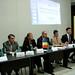 Dezbateri in cadrul mesei rotunde cu tema Care este locul actual al României în Uniunea Europeană, Bucuresti, Palatul Parlamentului, 15 octombrie