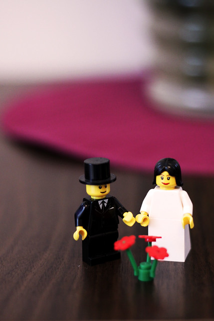 Married Lego