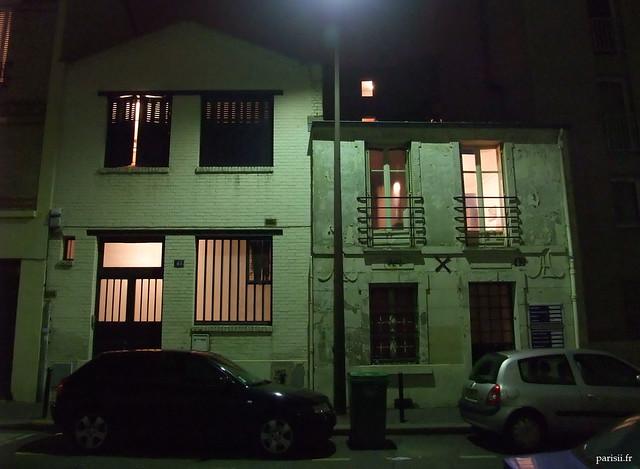 Maisons d'un étage
