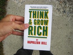 Think and Grow Rich (Napoleon Hill) - Blogging...