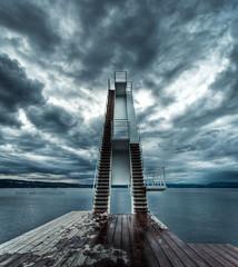Stairways to heaven (mortenprom) Tags: norway norge skandinavien norwegen explore noruega scandinavia 2010 noorwegen noreg skandinavia canoneos5dmarkii mortenprom