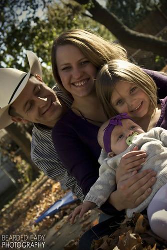 Jen,,Ricky & girls