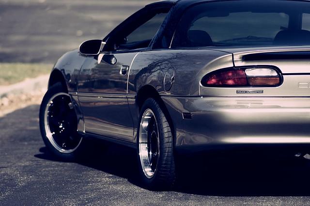 2001 chevrolet camaro zr1 z8 ls1