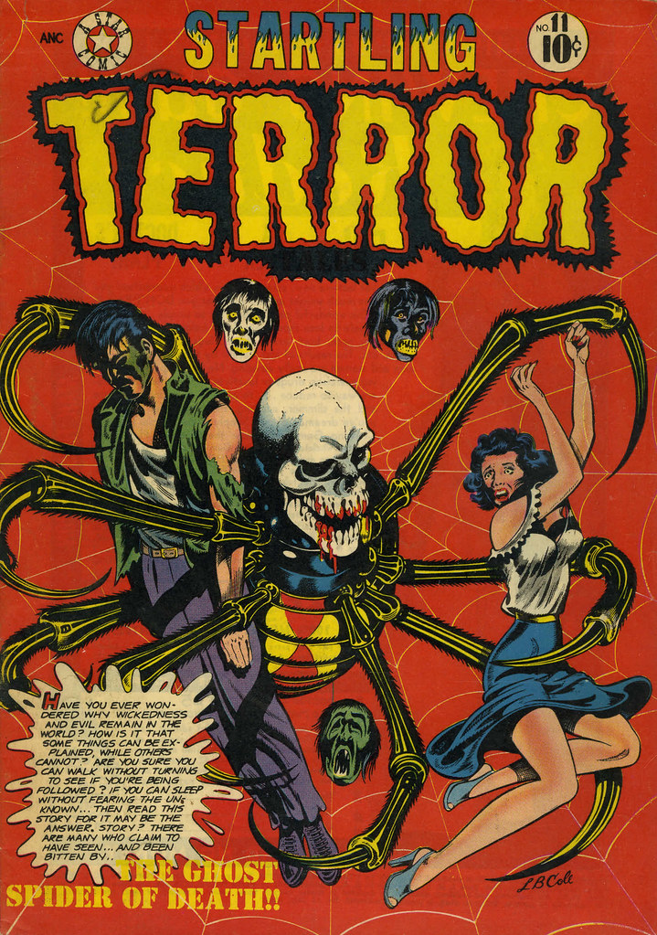 Startling Terror Tales #11 (Star Publications, 1952)