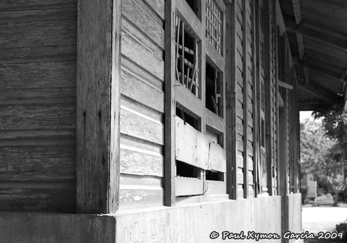 Deserted House, Bantayan Island, Cebu