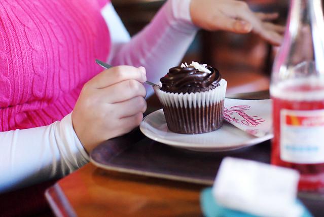 ida och muffins