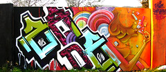 Zade Painters (COLOR IMPOSIBLE CREW) Tags: chile graffiti painters 2010 zade quilpue fros