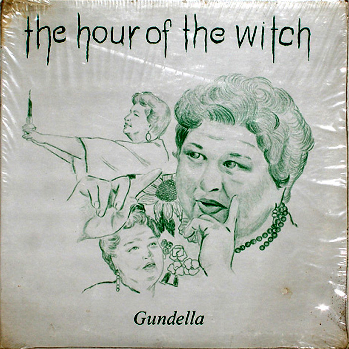 The Hour of the Witch by Gundella