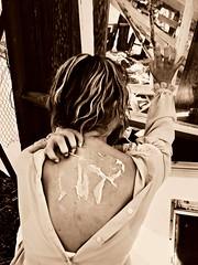 I'm Outside Let Me In I'm Still Shedding My Original Skin (inspire*dream*create*) Tags: abandoned barn lyrics peeling skin song peel shedding