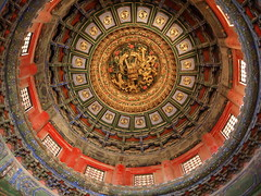 1000 year pavillion (hó) Tags: china art decoration beijing palace carving forbiddencity thousandyearspavilion