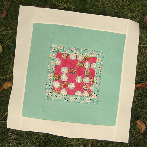 Farmdale Quilt block