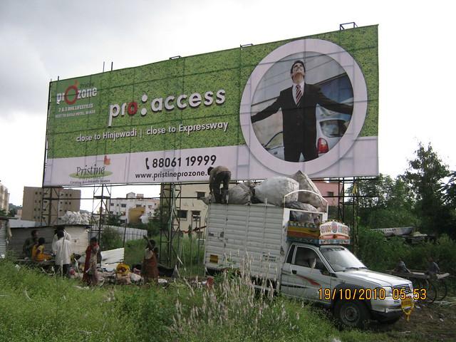 """Pristine Properties' """"prozone"""", 2 BHK & 3 BHK Flats at Hinjewadi Pune"""