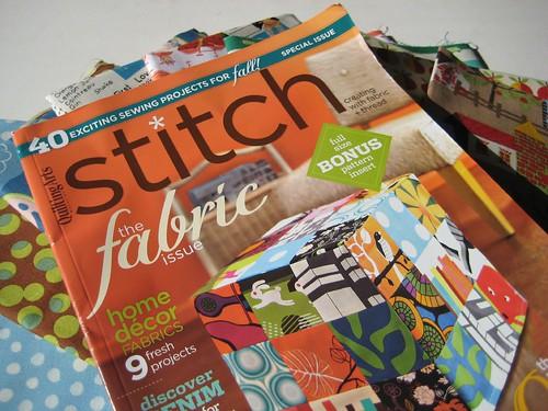 fall Stitch mag