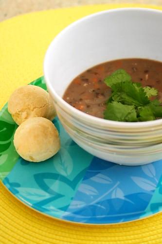 Brazilian Black Bean Soup