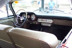 1957 Chrysler Saratoga (sv1ambo) Tags: 2005 bridge day display harbour saratoga sydney australia 1957 valiant pyrmont chrysler mopar darling association owners