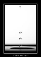 HS_B_f ([Chris Tennant]) Tags: bw sculpture macro water closeup frozen blackwhite drop 100mm freeze droplet canon5d liquid minimalist highspeed christennantphotography
