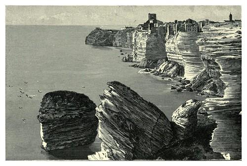 014- Bonifacio en Cerdeña-The forgotten isles…1896-Frederic Breton