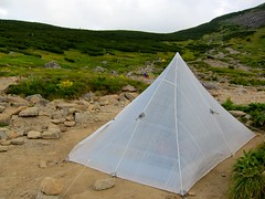 """Khufu Cuben at Kumono-daira Camp SIte • <a style=""""font-size:0.8em;"""" href=""""http://www.flickr.com/photos/40286809@N02/5123271348/"""" target=""""_blank"""">View on Flickr</a>"""