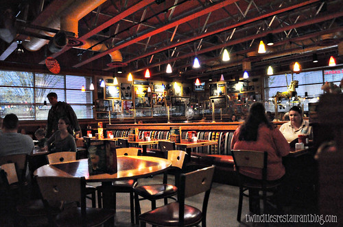 Inside Red Robin 2 ~ Shoreview, MN