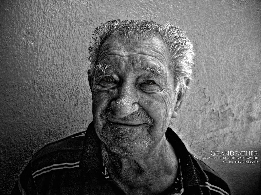 abuelo GrandFather Autor: Ivan Pawluk