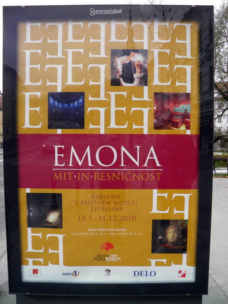 Emona: Myth and Reality, Ljubljana City Museum