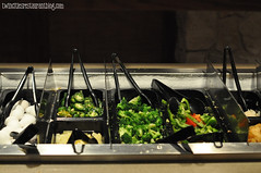 Fresh Veggies for Stir Fry at bd's Mongolian Grill ~ Burnsville, MN