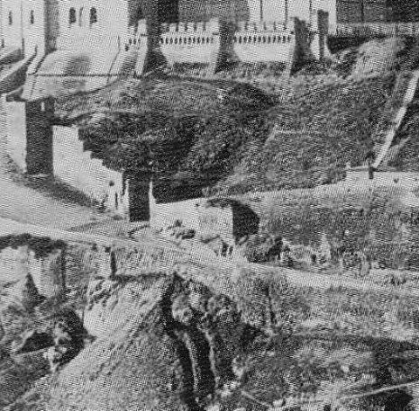 Puerta de Doce Cantos hacia 1895