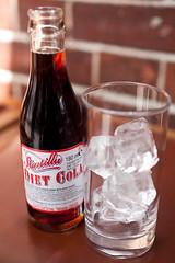 standards-next_12.06.2010_7969 (patrick h. lauke) Tags: london ice glass bottle pub cola drink coke icecubes icecube dietcola scintilla thebricklayersarms bricklayersarms standardsnext