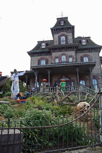 Phantom Manor goes Halloween