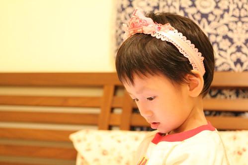 安靜的小公主