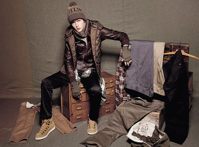Right-on Winter Collection 2010_011Daniel Hicks