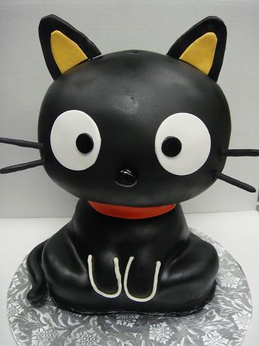 ChocoCat Cake