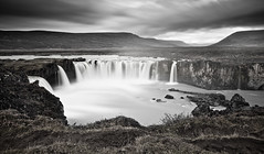Goafoss Again (chris lazzery) Tags: longexposure waterfall iceland 5d goafoss canonef1740mmf4l waterfallofthegods bw30nd