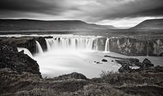 Goðafoss Again (chris lazzery) Tags: longexposure waterfall iceland 5d goðafoss canonef1740mmf4l waterfallofthegods bw30nd