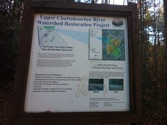 Upper Chattahoochee Watershed Restoration Project