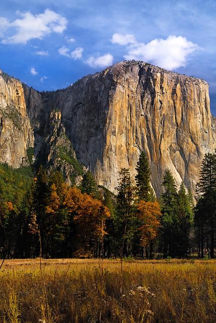 El Cap Guards the Valley