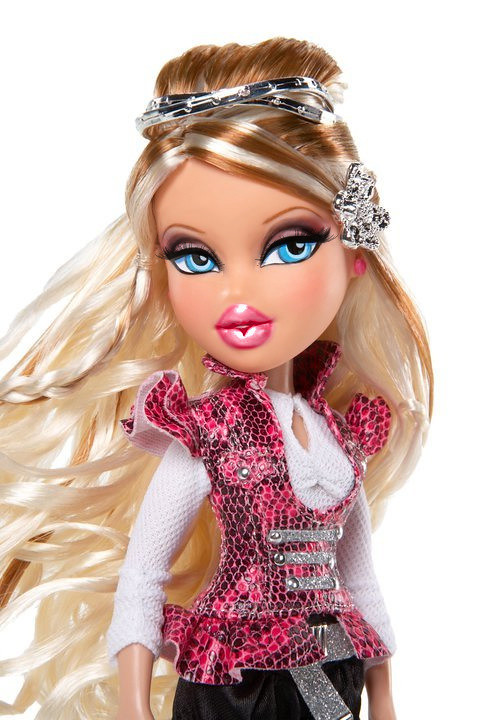 """""""All Glammed Up"""" Cloe's Makeover (Tagging Game)"""