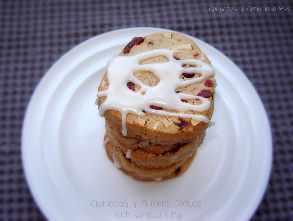 Cranberry & Almond Cookies 1, cropped